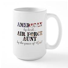 AF Aunt by grace of God Mug