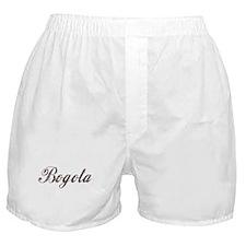 Vintage Bogota Boxer Shorts