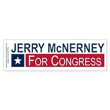 Elect Jerry McNerney Bumper Sticker
