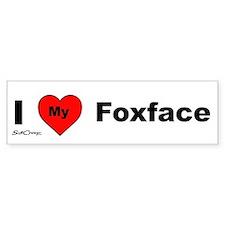 I Love Foxface