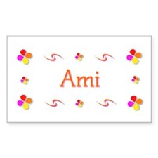 Ami 1 Decal