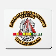 227 AVN BN w VN SVC Mousepad