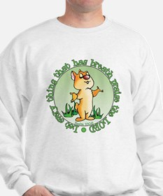 Everything That Has Breath Sweatshirt