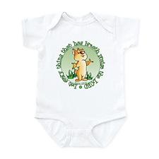 Everything That Has Breath Infant Bodysuit