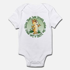 Everything That Has Breath Infant Bodysuit