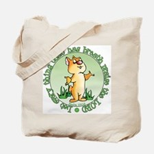 Everything That Has Breath Tote Bag