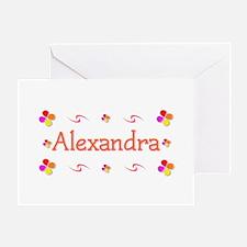 Alexandra 1 Greeting Card