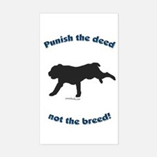 Molosser Anti-BSL Rectangle Decal