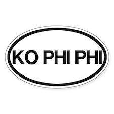 Ko Phi Phi Decal