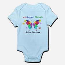Autism Butterfly Infant Bodysuit