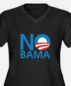 NOBAMA Plus Size T-Shirt