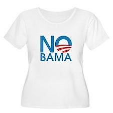 NOBAMA Plus Size T-Shirt