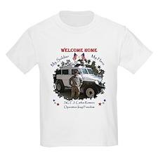 Welcome HOME! Kids T-Shirt