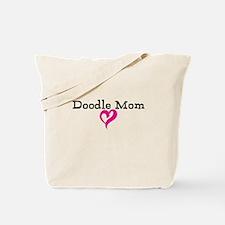 Doodle Mom Tote Bag