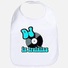 DJ in training Bib