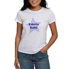 Roberto Rules Tee
