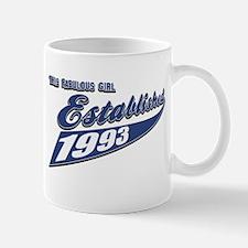 1993 birthday designs Mug