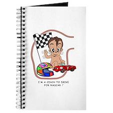 EGGBERT Brunet Car Driver Journal