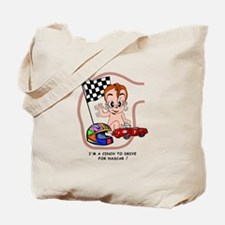 EGGBERT Redhead Car Driver Tote Bag