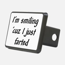 Im smiling because I just farted.png Hitch Cover