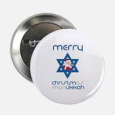 """Christ()mukkah 2.25"""" Button (10 pack)"""