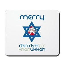 Christ()mukkah Mousepad