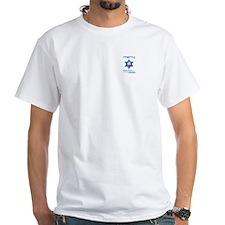 Christ()mukkah White T-shirt