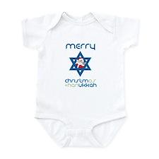 Christ()mukkah Infant Bodysuit