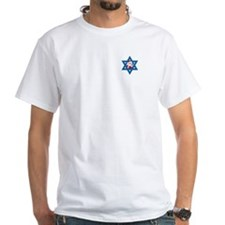 Christm()ukkah White T-shirt