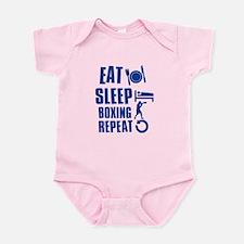 Eat sleep Boxing Onesie