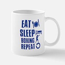 Eat sleep Boxing Mug