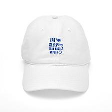 Eat sleep Krav Maga Baseball Cap