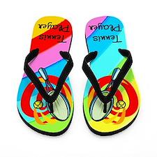 TENNIS CHAMP Flip Flops