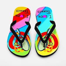 TENNIS STAR Flip Flops