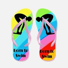SWIM STAR Flip Flops