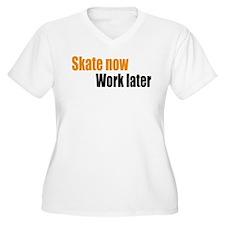 skate Plus Size T-Shirt
