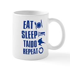 Eat sleep Taido Mug
