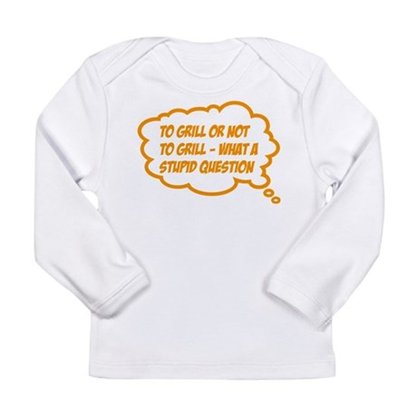grill Long Sleeve T-Shirt