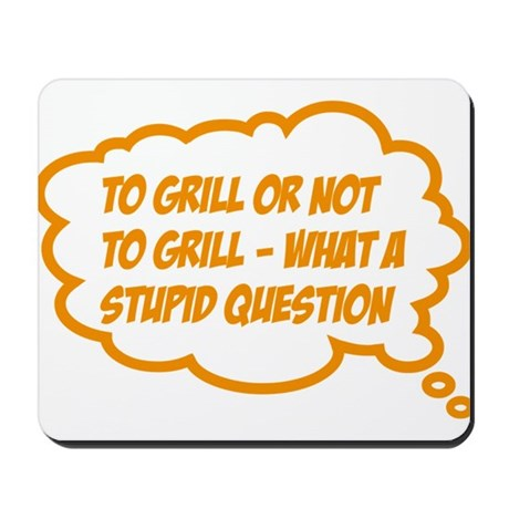 grill Mousepad