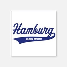 Hamburg – Moin Moin! Sticker