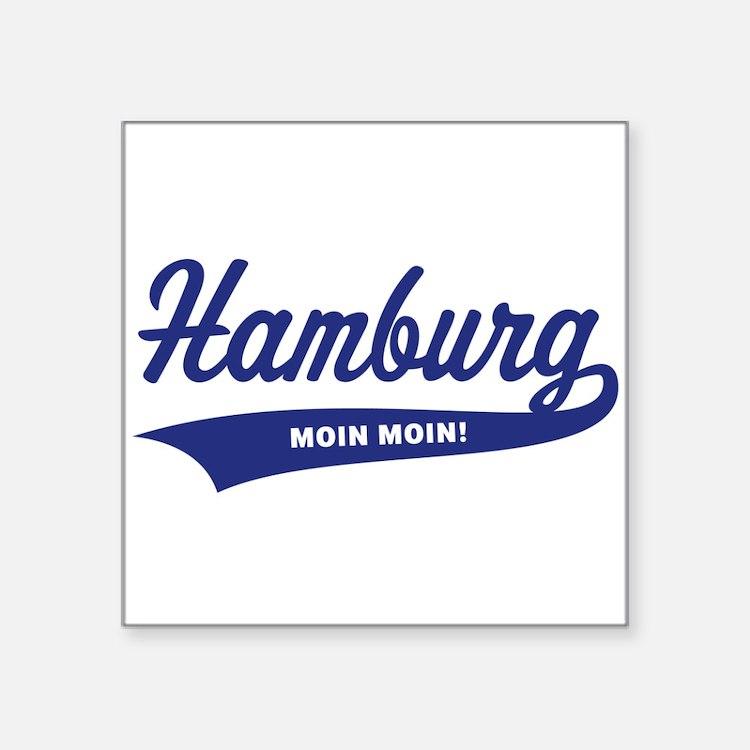 Hamburg – Moin Moin! Sticker