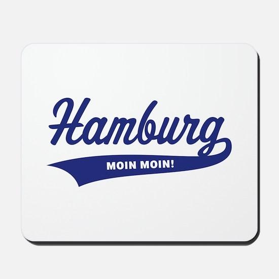 Hamburg – Moin Moin! Mousepad