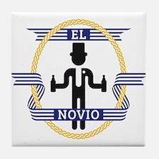 El Novio Tile Coaster