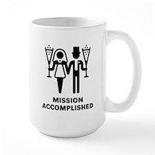 Mission Accomplished (Wedding / Marriage) Mug