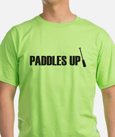 Dragon Boat – Paddles Up! T-Shirt