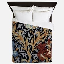 William Morris Iris Design Queen Duvet