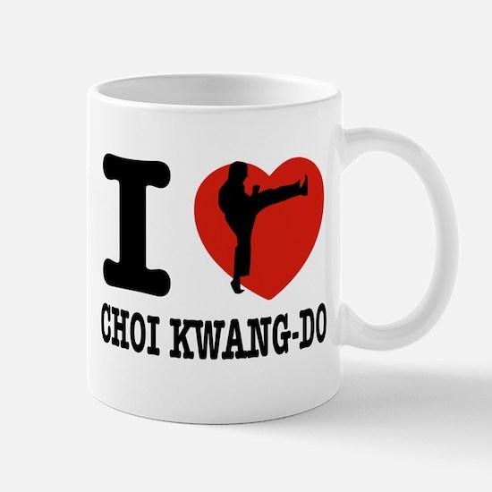 I love Choi Kwang Do Mug