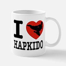 I love Hapkido Mug