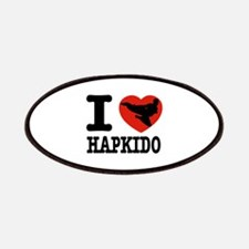 I love Hapkido Patches