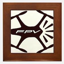 FPV Quad Pilots Framed Tile